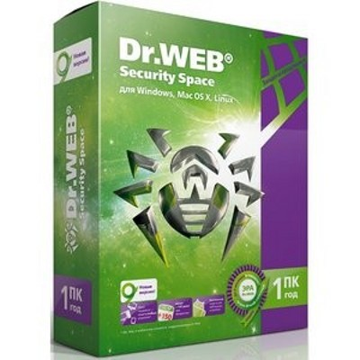 Dr. Web Security Space Pro AHW-B-12M-1-A2