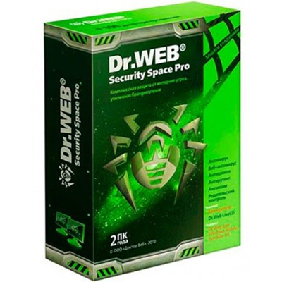 Dr. Web Security Space Pro AHW-B-24M-2A2