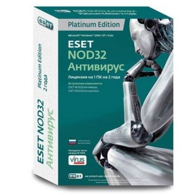 ESET NOD32 NOD32-ESS-1220-NS-BOX-1-10