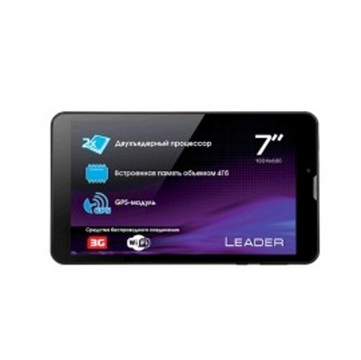 Explay Leader 3G Black