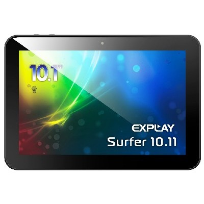Explay Surfer 10.11 Black