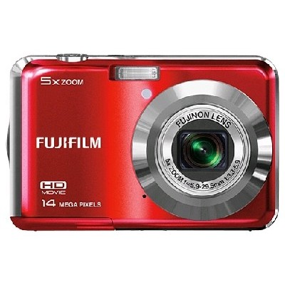 FujiFilm FinePix AX600 Red