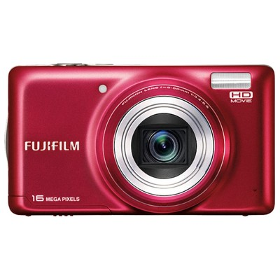 FujiFilm FinePix T400 Red