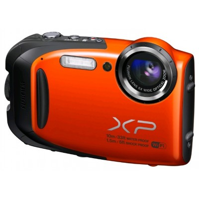 FujiFilm FinePix XP70 Orange