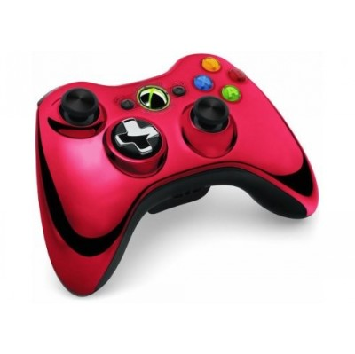 Геймпад Microsoft Xbox 360 Wireless red 43G-00028