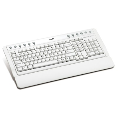 Genius KB-220 USB White
