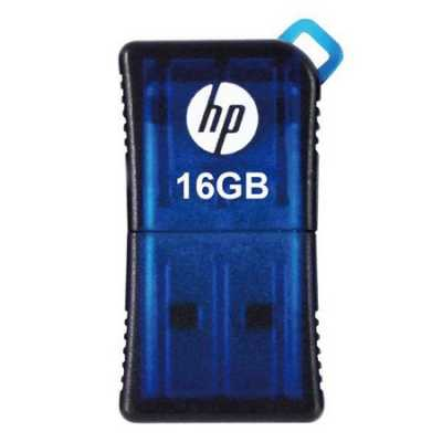HP 16GB USB Flash Drive V165w HPFD165W-16
