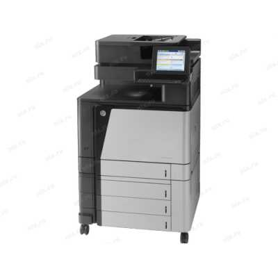 HP LaserJet Enterprise Flow M880z A2W75A