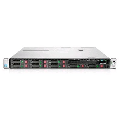 HP ProLiant DL360p Gen8 733738-421
