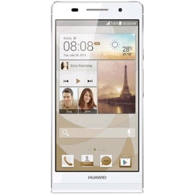 Huawei Ascend P6S White