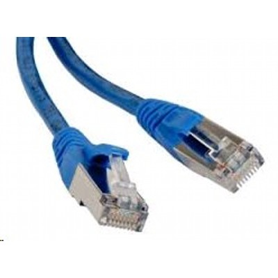 Hyperline PC-LPM-STP-RJ45-RJ45-C5e-2M-BL