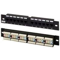 Hyperline PP-10-12-8P8C-C5e-110D
