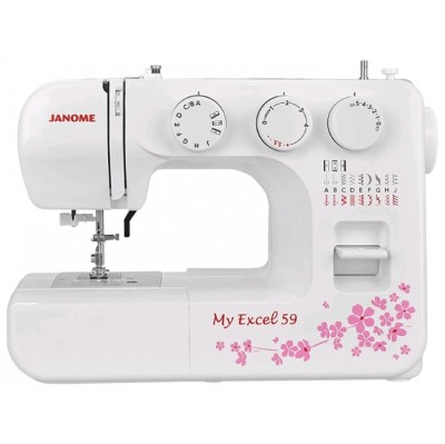 Janome MY EXCEL 59