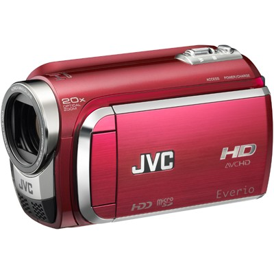 JVC GZ-HD300RER