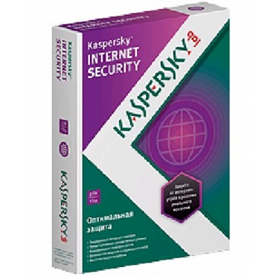 Kaspersky Internet Security 2012 Russian Edition KL1843ROBFR