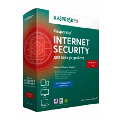 Kaspersky Internet Security KL1941ROEFR