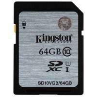Kingston 64GB SD10VG2-64GB
