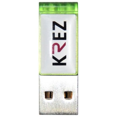 Krez 8GB Mini 302 Green