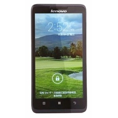 Lenovo IdeaPhone A766 Black