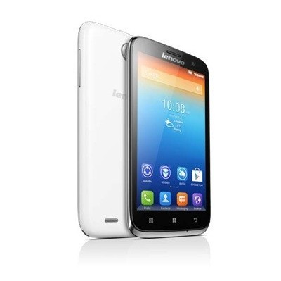 Lenovo IdeaPhone A859 White