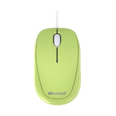 Microsoft Compact Optical Mouse 500 Green