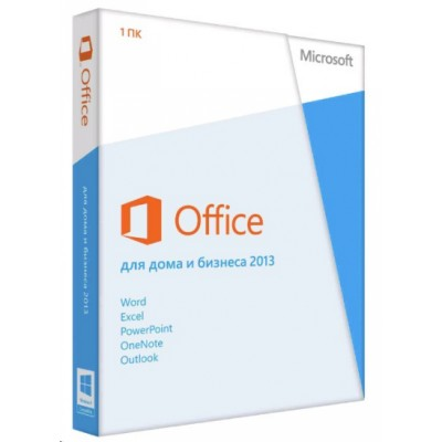 Microsoft Office Home and Business 2013 T5D-01598
