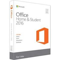 Microsoft Office Home and Student 2016 GZA-00585