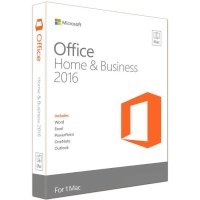 Microsoft Office Mac Home Business 2016 W6F-00613