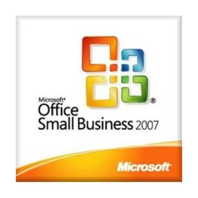 Microsoft Office Small Business 2007 W87-01695