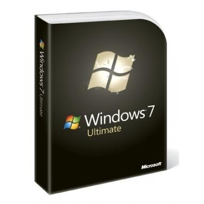 Microsoft Windows 7 Ultimate GLC-01860-D