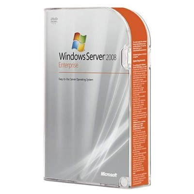 Microsoft Windows Server Enterprise 2008