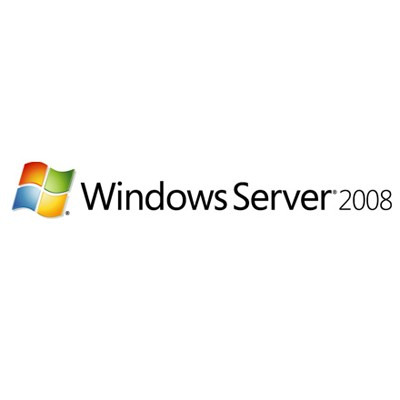 Microsoft Windows Server Standard Edition 2008 English