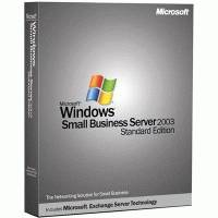 Microsoft Windows Small Business Server 2003 T75-02101