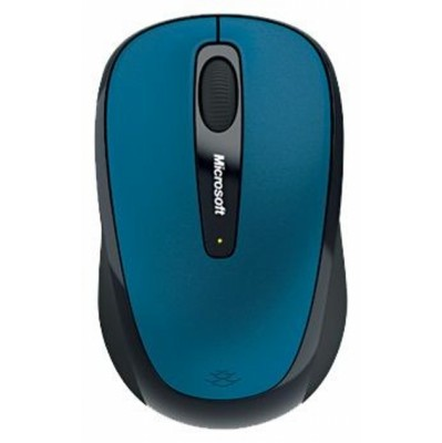 Microsoft Wireless Mobile Mouse 3500 Sea Blue
