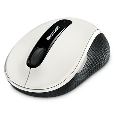 Microsoft Wireless Mobile Mouse 4000 Dove White