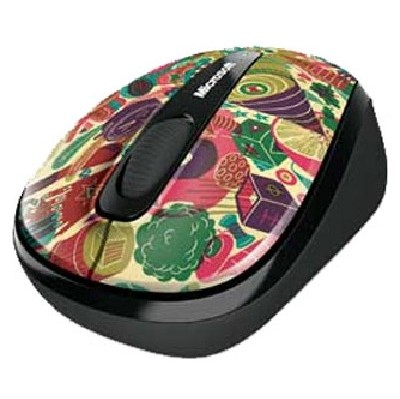 Microsoft Wireless Mouse 3500 Artist Zansky