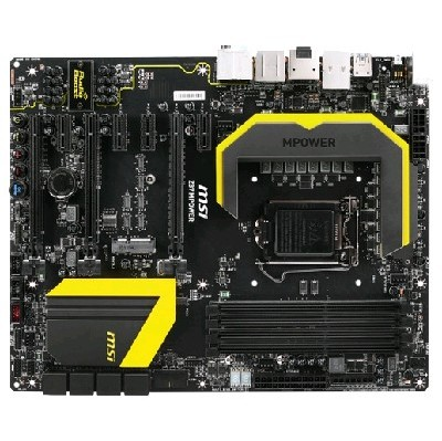 MSI Z87 MPower SP