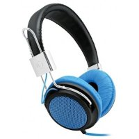 Наушники BBK EP-3500S Black-Blue