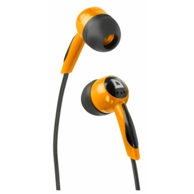 Наушники Defender Basic-604 Orange