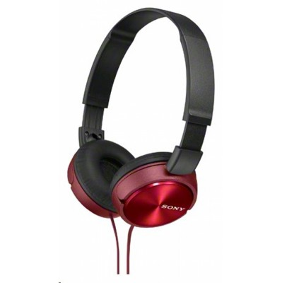 Наушники Sony MDR-ZX310 Red