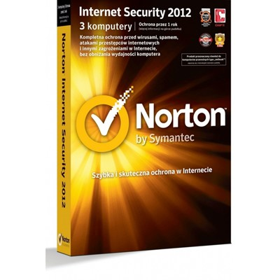 Norton AntiVirus 2012 Russian 1 User 3Licence MM 21214738