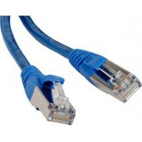 Патч-корд Hyperline PC-LPM-STP-RJ45-RJ45-C5e-1.5M-LSZH-BL