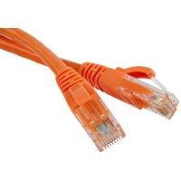 Патч-корд Hyperline PC-LPM-UTP-RJ45-RJ45-C5e-2M-LSZH-OR