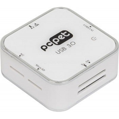 PC PET BW-C3015A White