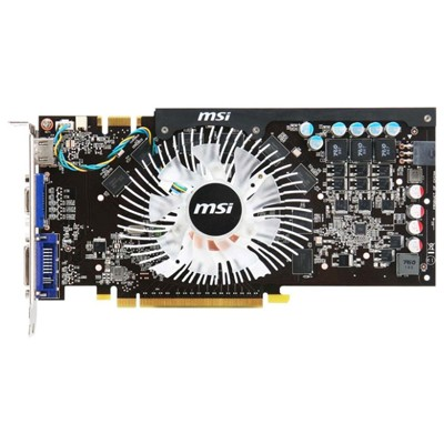 PCI-Ex 1024Mb MSI N250GTS-MD1G