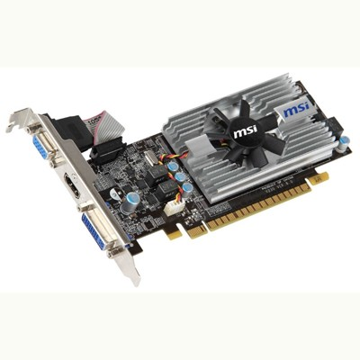 PCI-Ex 1024Mb MSI N430GT-MD1GD3/LP2