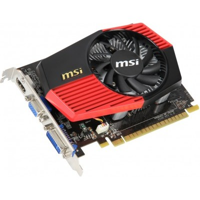 PCI-Ex 1024Mb MSI N430GT-MD1GD3/OC