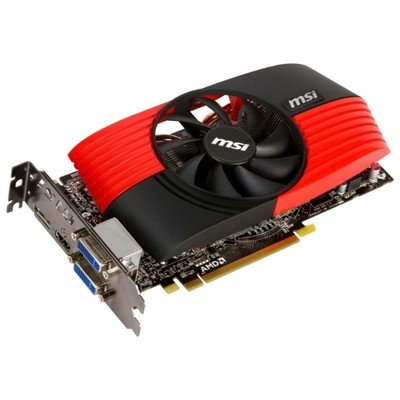 PCI-Ex 1024Mb MSI R6790-PM2D1GD5/OC