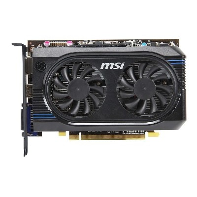 PCI-Ex 1024Mb MSI R7750-PMD1GD5/OC V2