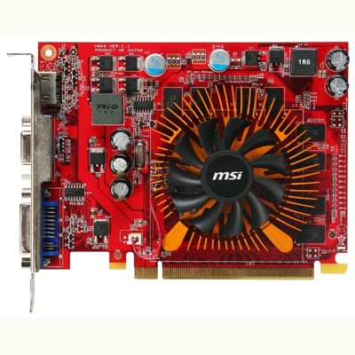 PCI-Ex 1024Mb MSI VN220GT-MD1G/D3